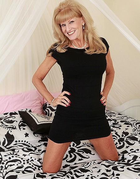 Cam Raye Black Dress