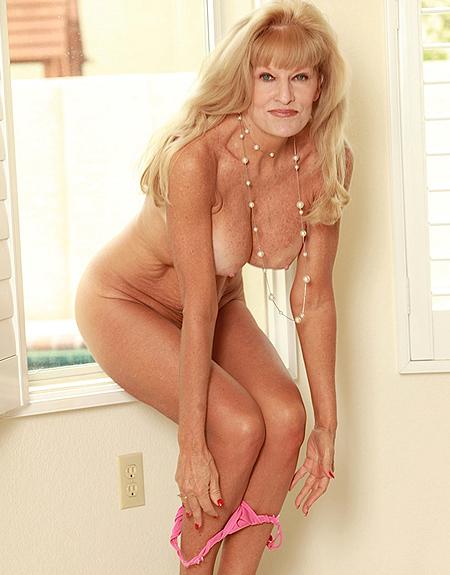 Cam Raye Drops Panties